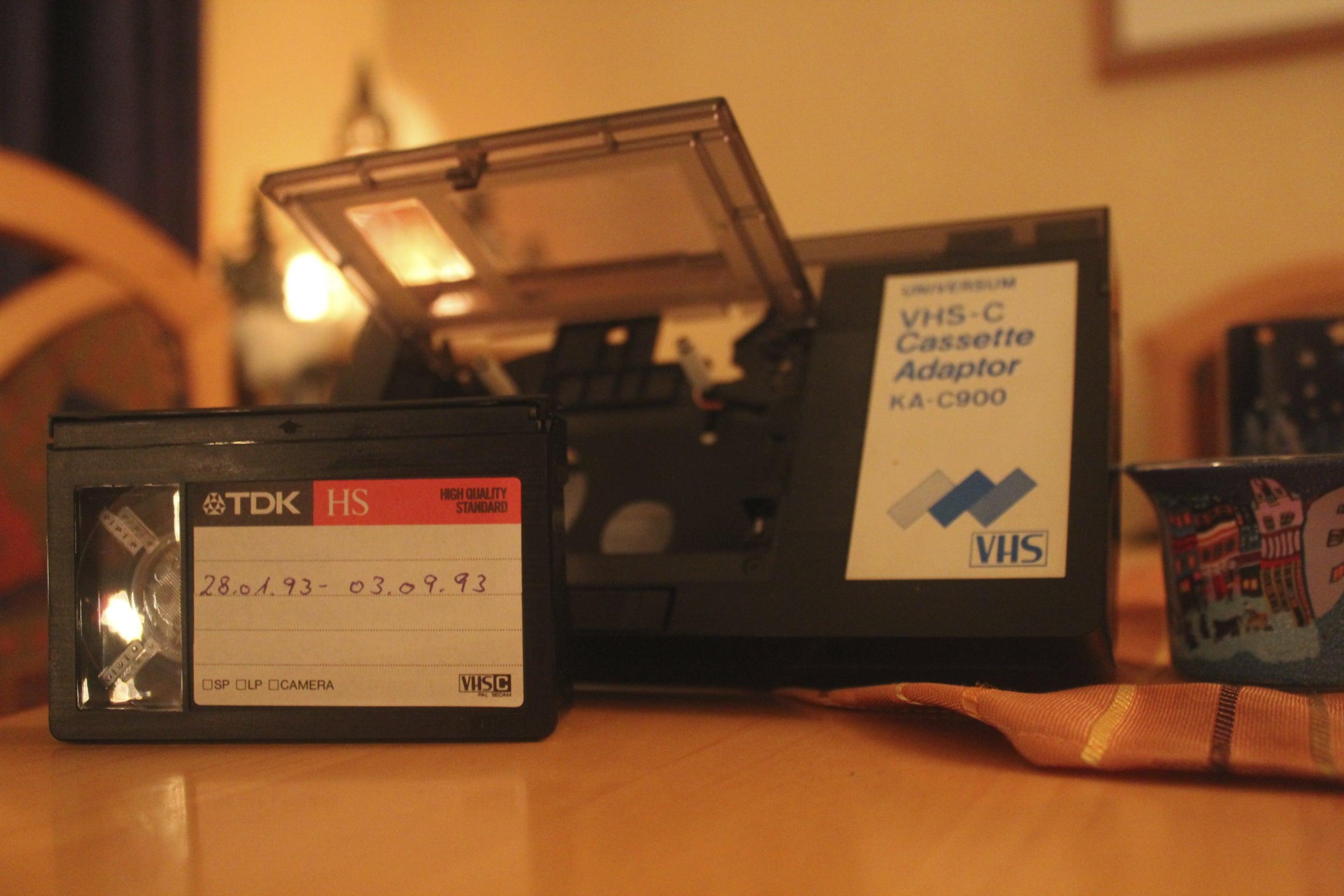VHS-Kassetten digitalisieren | Patricks Blog